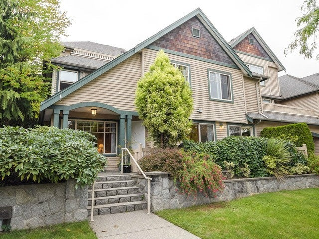# 1 222 E 5TH ST - Lower Lonsdale Townhouse for sale, 3 Bedrooms (V1084473) #1