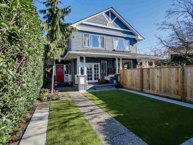 408 W 6TH STREET - Lower Lonsdale Townhouse for sale, 3 Bedrooms (R2051728) #1
