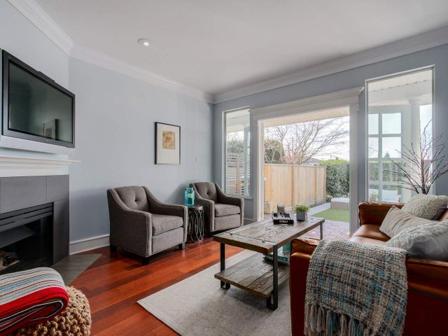 408 W 6TH STREET - Lower Lonsdale Townhouse for sale, 3 Bedrooms (R2051728) #4