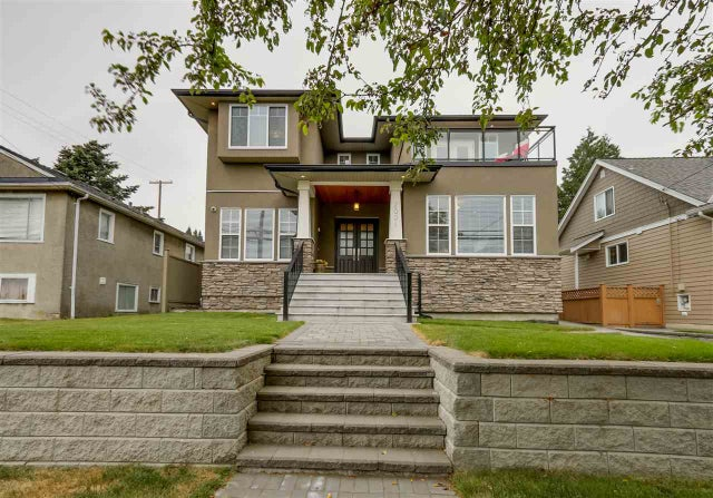2031 EIGHTH AVENUE - Connaught Heights House/Single Family for sale, 5 Bedrooms (R2074465) #1