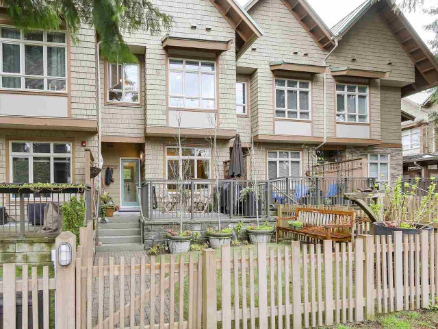 3324 MT SEYMOUR PARKWAY - Northlands Townhouse for sale, 3 Bedrooms (R2157767) #1