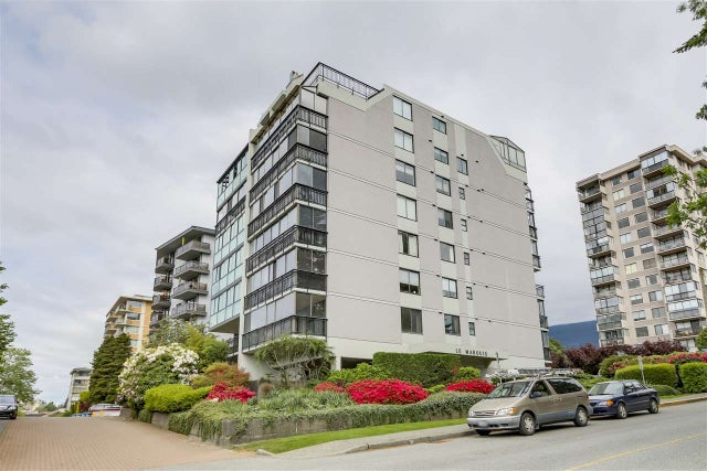 201 475 13TH STREET - Ambleside Apartment/Condo for sale, 2 Bedrooms (R2272994) #1