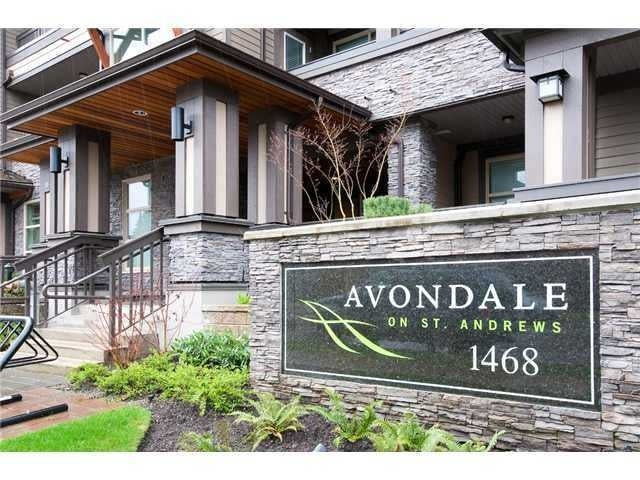207-1468 Saint Andrews - Central Lonsdale Apartment/Condo for sale, 2 Bedrooms (V932911) #1
